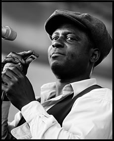Spring Blues 2009: Errol Linton's Blues Vibe