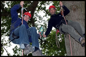 Goodleaf Tree Climbing  Win Green Island Tourism Award