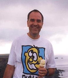 John Rayment Walking 6 000 Miles For Parkinsons Isle Of