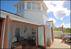 The Lighthouse, Steephill Cove: Number One Place To Stay According To Peugeot Magazine