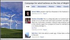 Pro-Wind Turbine Island Group Has Over 3,750 Members