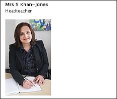 Mrs Khan-Jones