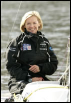Shirley Robertson Sails With Young Mums