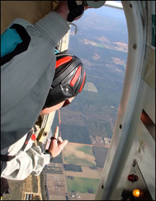 Why Not Skydive for the Hospice This Year?