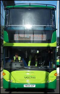Thursday Bus Strike: Southern Vectis Say