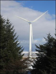 Cheverton Down Wind Turbines: IWEP Show Their Support