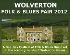 Wolverton Folk And Blues Fair: